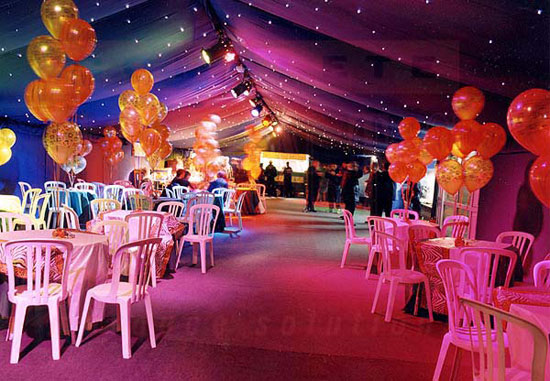 The perfect marquee and how should it look like